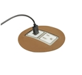 """DISCUS"", OnePower,DualUSB.A, LeatherOverlayColors"