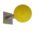Metro POP Coat Hook, Sunshine Yellow