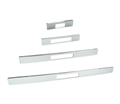 """ARKITALIA"" Handle System, PHK46_Series, Four_Lengths, Polished_Chrome"